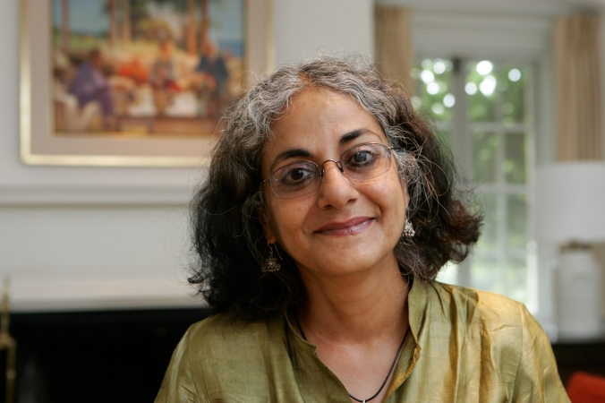Githa Hariharan-photo-by-Joseph-Mehling