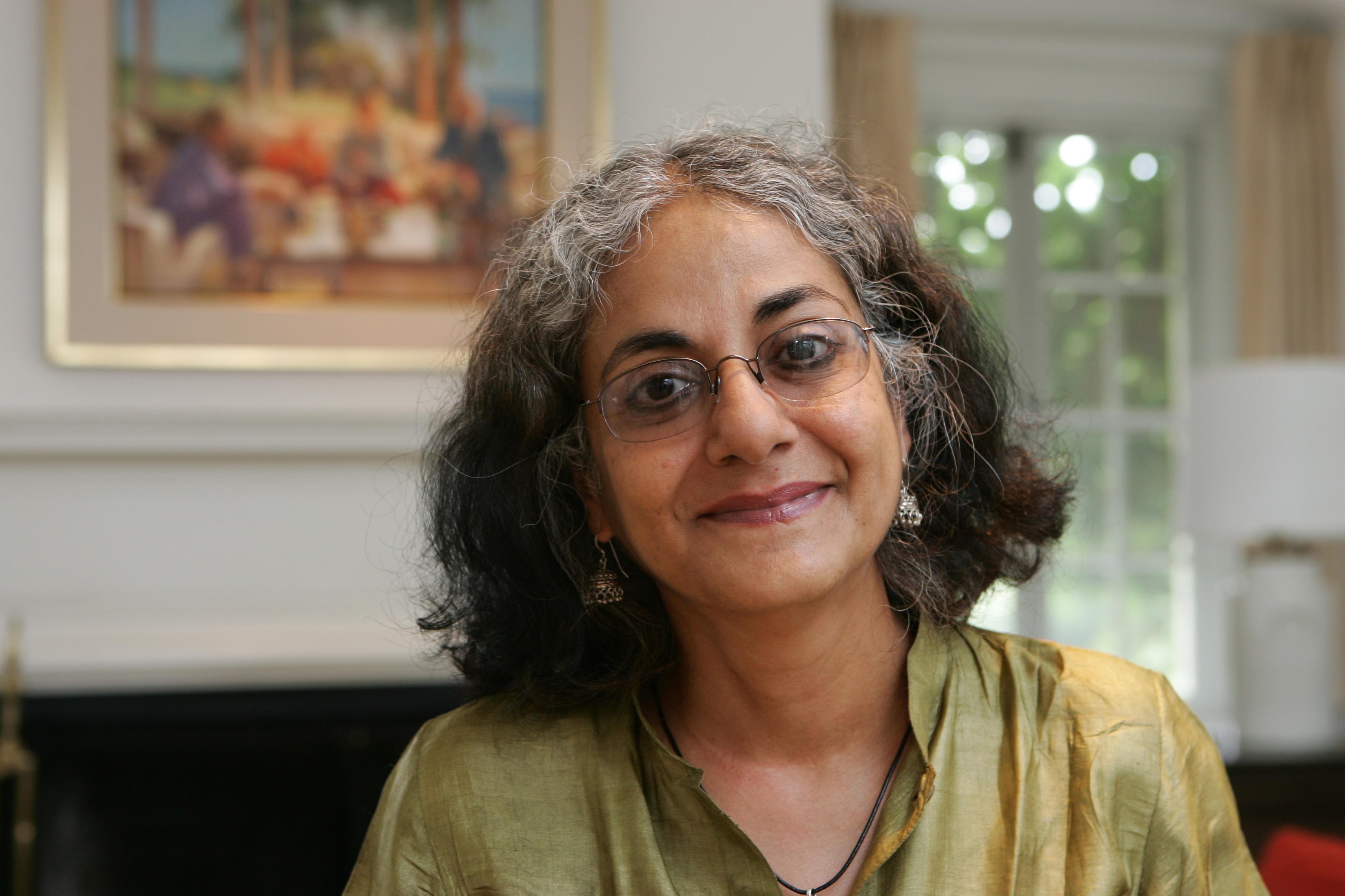 thesis on githa hariharan