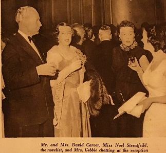 Photos from Edinburgh Congress 1950 (Tatler Sept 6 1950)